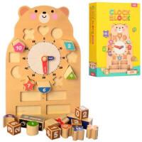 Дерев'яні ігри та іграшки