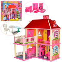 Замки,будиночки та меблі