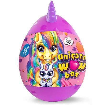 """Креативна творчість """"Unicorn WOW Box"""" укр (2)/UWB-01-01U - 1"""