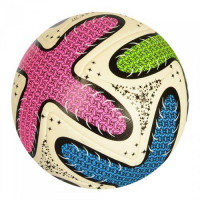 Мяч футбольный MS 1680 (50шт) размер 5, ПУ, 420г, 1 цвет, в кульке