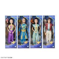 Лялька 30см 784 Aladdin 4в.кор.33*5*12 /144/