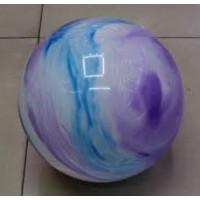 """Мяч 9"""" BT-PB-0055 с разводами 60г 4цв.сетка ш.к./300/"""