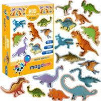 """Набір магнітів """"Великі динозаври"""" ML4031-06"""