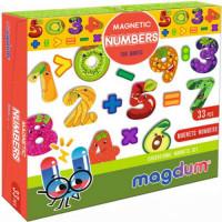 """Набір магнітів """"Цифри"""" ML4031-38 EN"""