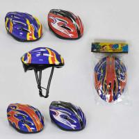 """Шлем защитный B 31981 (40) 4 цвета, """"TK Sport"""", в кульке [Кулек]"""