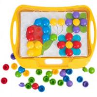 """Розвиваюча іграшка """"Моя перша мозаїка"""" /39370"""