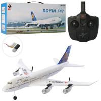 Самолет A150-C (4шт) р/у2,4G,аккум, 50см, пенопласт, USBзарядное, в кор-ке, 52-35-12,5см