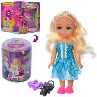 Кукла BLD240 (72шт) 15см, в колбе, аксессуары, микс видов, в кор-ке, 10-12-9,5см