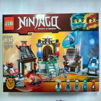 Конструктор NINJAGo, 778 дет./ 3D31 GC039544