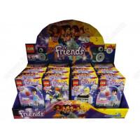 "Конструктор ""Friends"" (коробка 16 шт.) 1019"