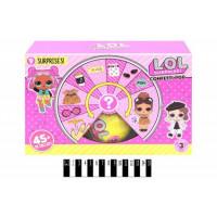 """Лялька """"LOL"""" """"CONFETTI POP"""" в яйці сюрпризі (коробка 6 шт) 24304"""