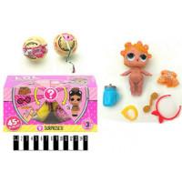 """Лялька """"LOL"""" """"CONFETTI POP"""" в яйці сюрпризі (коробка, 4шт) 824804"""