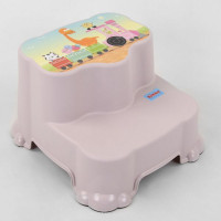 """Детский стульчик 22209 (12) """"BIMBO"""", двухступенчатый, нескользящие ножки"""