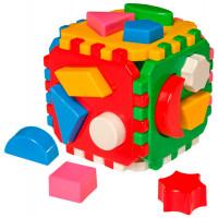 "Куб ""Розумний малюк"" 0458 (24шт)"