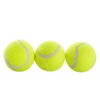 Теннисные мячи MS 0234 (240шт) 3шт, в кульке, 23-11см
