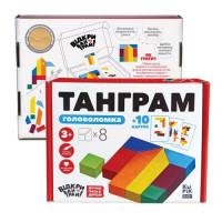 "Гра-головоломка ""Танграм 8"",арт900446"