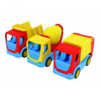"""Авто """"Tech Truck"""" 3 моделі /39475"""