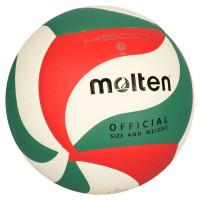 Мяч волейбольный MS 1710 (40шт) официальный размер, 270-290г, ПУ, ламинирован, в кульке