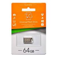 Флешка USB T&G 105 Metal series 64GB