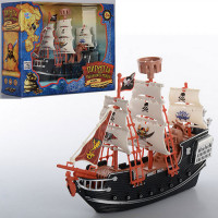 Набор пиратов M 0512 U/R (36шт) в кор-ке, 29-23-10