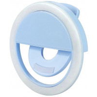 Селфи кольцо XJ-01 (Голубой)
