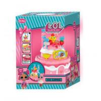 Кукла с мебелью QL 046-1 (8) в коробке