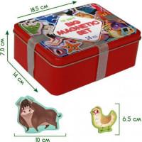 """Подарунковий набір магнітів """"Світ тварин"""" ML4031-60 EN"""
