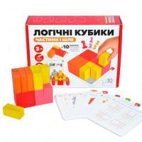 """Логічні кубики """"Частини і ціле"""", арт 900460"""
