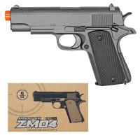 Пистолет CYMA ZM04 с пульками метал.кор.21*4,5*14 ш.к.JH120309504B /36/