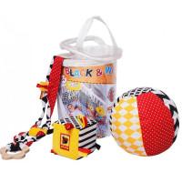 Іграшка м'яконабивна «М'яка розвиваюча гра»  МС 040902-01