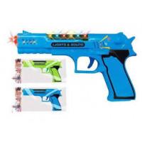 Пистолет ZHY 80 (240/2) 2 цвета, в кульке