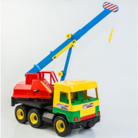 Підйомний кран Middle truck, 38х27х18 см 39226