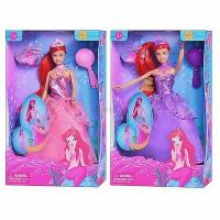 Кукла DEFA 8188 (48шт) 2 цвета, аксессуары, в кор-