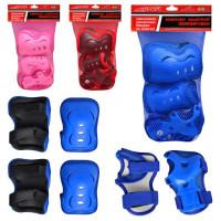 Защита MS 0338 (50шт) для роликов, 4 цвета, в сетке