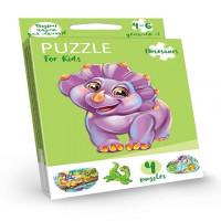 """Розвиваючі пазли для малюків """"Puzzle For Kids (для малюків)"""" с.2 (32)/PFK-05,06,07,08,09...12"""
