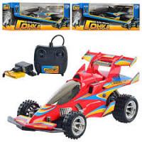 Машина M 0360 U/R (12шт) р/у, аккум, гонка, 3 цвета, в кор-ке, 37-16-17см