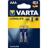 Батарейка VARTA 4903 (LR03) Long Life 1X2