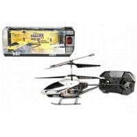 Вертолет 33024S с гироскопом,метал.свет.аккум.USB.4цв.кор /24/