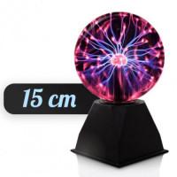 Плазменний шар молния Plazma Light диаметром 15см (6 дюймов),OP_28432