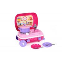 """Іграшка """"Кухня з набором посуду Технок"""" Арт.6061"""