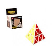 Кубик EQY512 (42шт) пирамида, 9,5-9,5-9,5см, в кор-ке, 7-11-7,5см