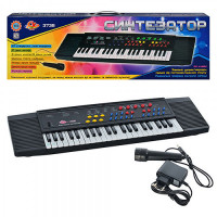 Пианино SK 3738 37 клавиш, микрофон, запись, на батар в коробке