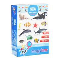 """Набір магнітів """"Морські фото"""" ML4031-28 EN"""