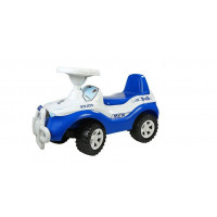 Машинка для катання ДЖИПІК синій (105)