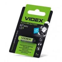 Батарейка Videx А27 1pc BLISTER CARD