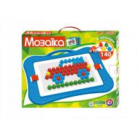 """Іграшка """"Мозаїка 6 ТехноК""""3381 (18мм - 140шт)"""