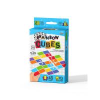"""Розважальна настільна гра """"Brainbow CUBES"""" (32) G-BRC-01-01"""
