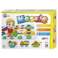"""Іграшка """"Мозаїка для малюків 3 (127 ел.)"""" арт.0908 (10шт)"""
