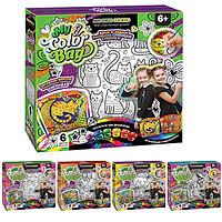 """Набір креативної творчості """"My Color Bag"""" сумка-розмальовка міні (5), mCOB-01-01,02,03,04,05"""