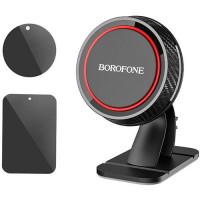 Автотримач для мобільного телефону Borofone BH13 (Чорно-Червоний)